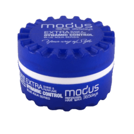Modus Dynamic Control Blue Aqua Series – Cera Azul 150ml