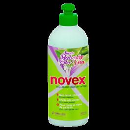 Novex Super Babosão Aloe Vera Gel Líquido Day After 300ml