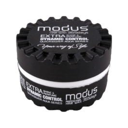 Modus Dynamic Control QuickSilver Aqua Series – Cera Preta 150ml