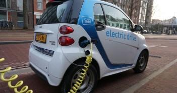 carro eletrico amsterdan