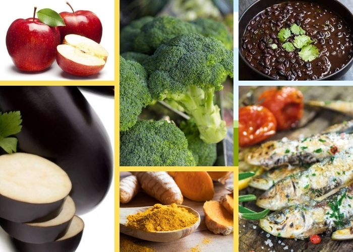 alimentos limpa arteria