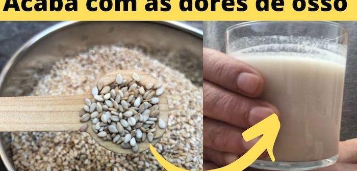 semente de gergelim