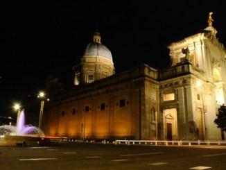Terremoto 6.5, lunedì chiusa la basilica di Santa Maria degli Angeli