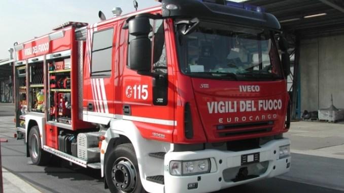 Incendio abitazione a Capodacqua ad Assisi, anziana intossicata