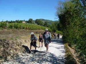Umbria Walking