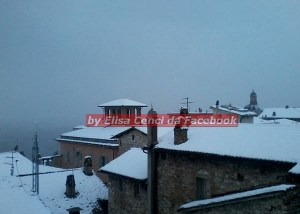 neve ad assisi