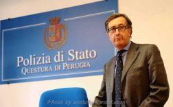 Nuovo questore di Perugia Gugliotta