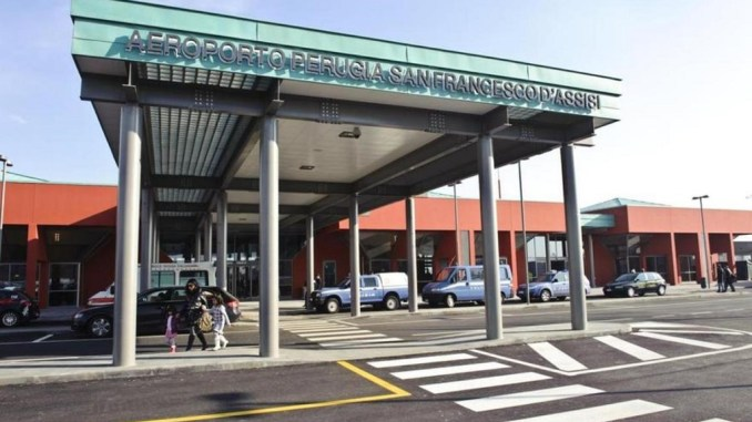 """Aeroporto, Sensi (Mignani sindaco): """"Le ali...spezzate"""""""