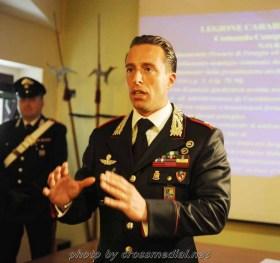 Estorsione a imprenditori, sei persone arrestate dai carabinieri