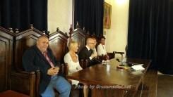 Sindaco Claudio Ricci presenta donne assessori12