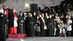 Accenzione Albero Assisi Parolin - Todini - Marini (25)