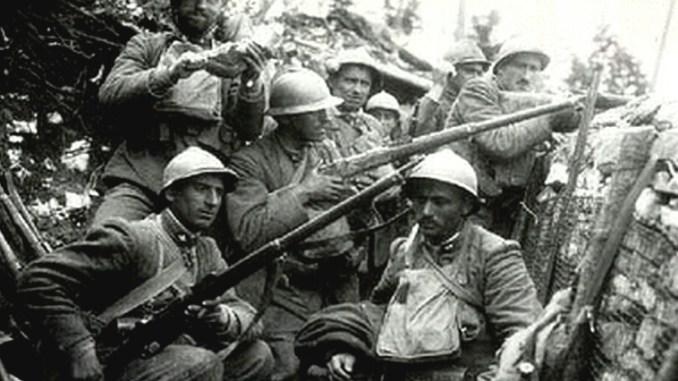 Cento anni dalla fine della Grande Guerra, il sacrificio dei Nostri Padri