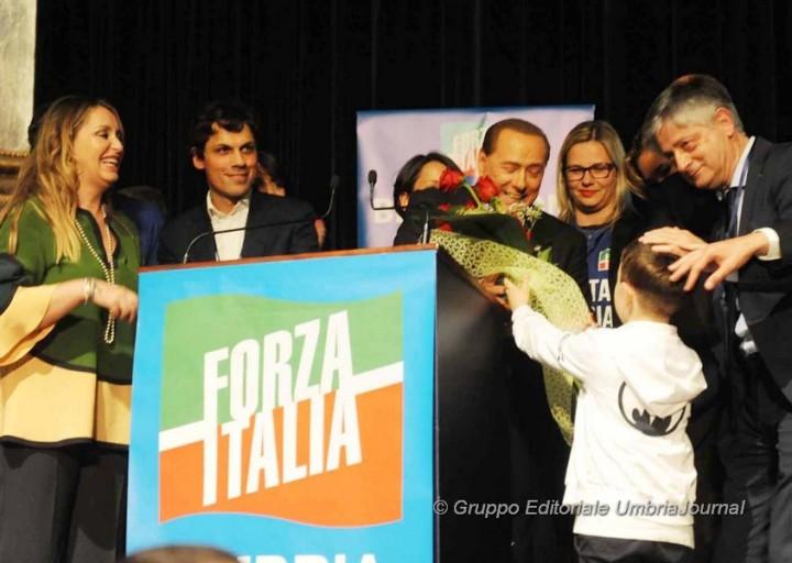 Silvio BERLUSCONI ad Assisi (3)