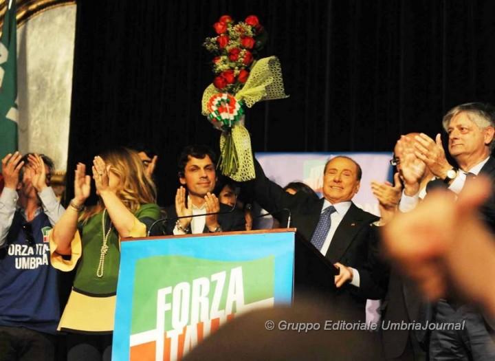 Silvio BERLUSCONI ad Assisi (4)
