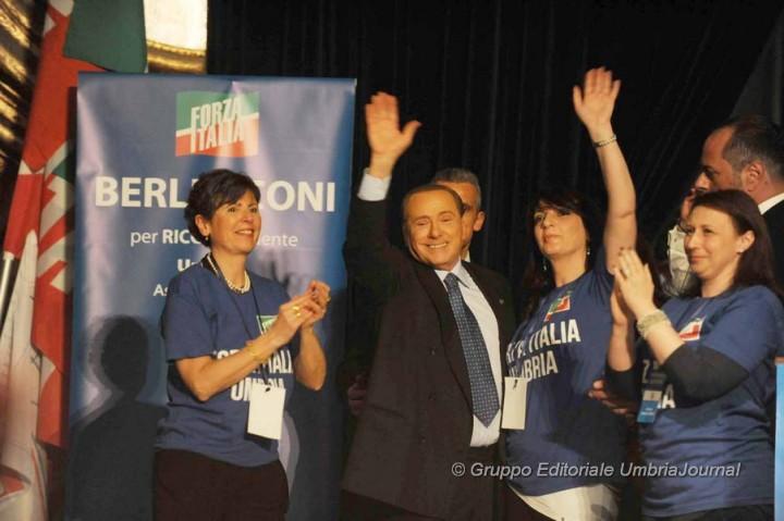 Silvio BERLUSCONI ad Assisi (7)