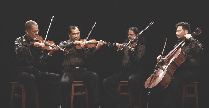 Madras String Quartet alla Basilica Papale per Musa Festival