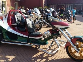 Moto Club Jarno Saarinen, cena di solidarietà