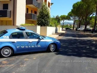 Ladro tunisino braccato dalla Polizia di Assisi, arrestato in flagranza di reato