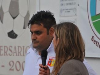 Angelana alla finale di Coppa Italia
