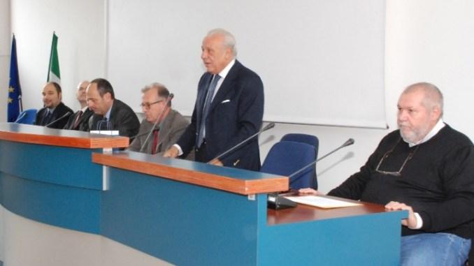 Rettore Moriconi ad Assisi ha incontrato studenti Economia turismo