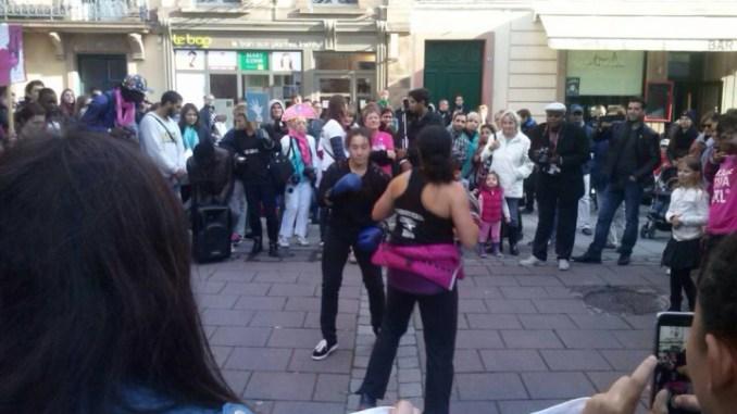 Claudia Travicelli e Yvette Palatino (Assisi-Strasburgo) unite per le bambine