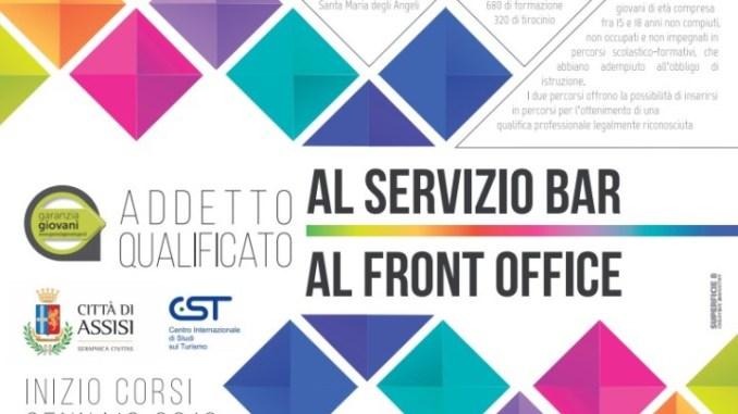 Finanziato dalla Provincia di Perugia attraverso il programma Garanzia Giovani