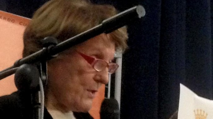 Liliana Cavani è cittadina onoraria di Assisi