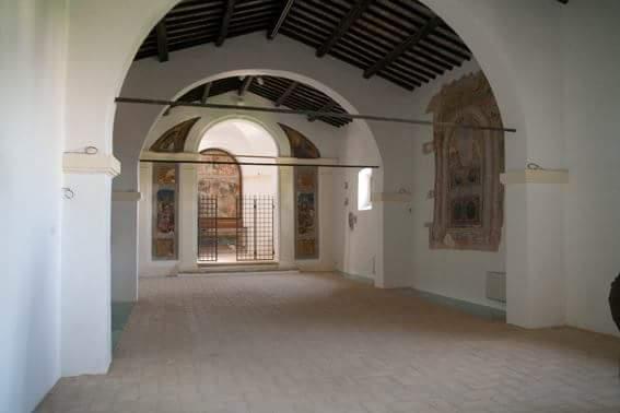 La chiesa di santa Chiarella, in via Borgo Aretino ad Assisi torna a splendere