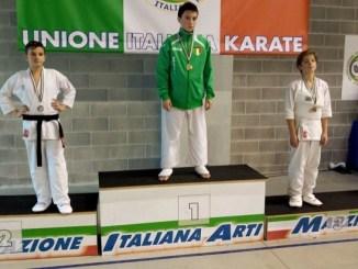 Karate, bottino di metalli preziosi al Campionato Italiano Assoluto Unika