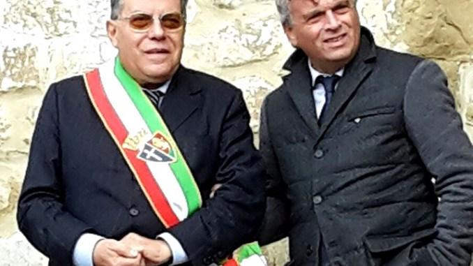 """Commemorazione caduti Assisi, Brunozzi: """"Impegnarci per ricordare"""""""