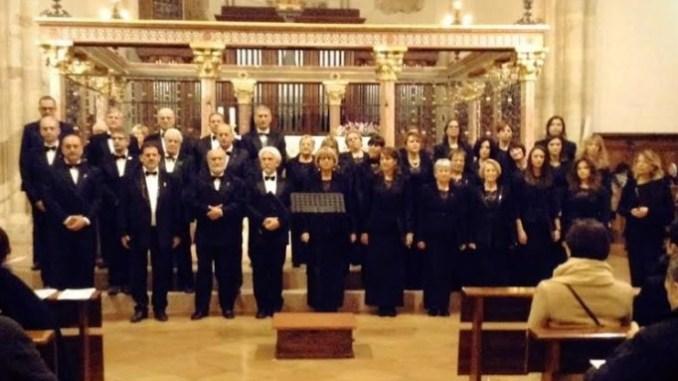 Cantori di Assisi in Basilica per il Concerto di Natale
