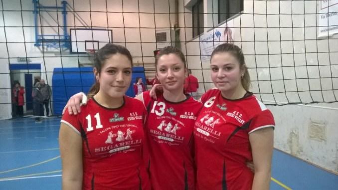 Volley, ancora bottino pieno per Assisi in seconda divisione