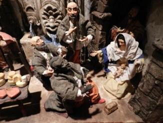 Mostra dei Presepi di Terra Santa, 800 anni di permanenza dei francescani