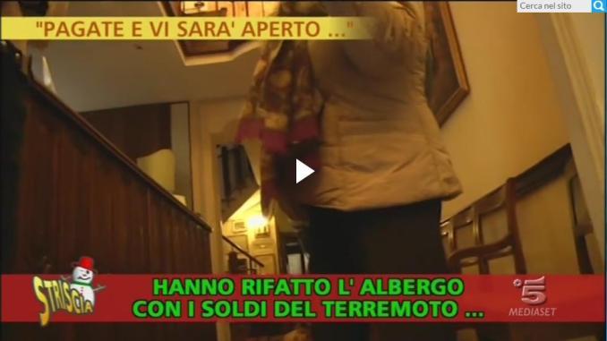 """Striscia la Notizia ad Assisi per... """"un concorrenza sleale"""""""