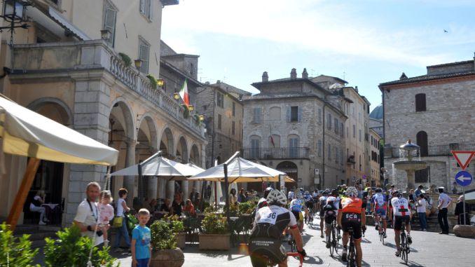 Spirito Serafico alla Granfondo di Assisi