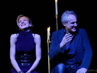 Intervista al Piccolo Teatro degli Instabili di Assisi Due fuoriclasse del panorama teatrale italiano: Viola Graziosi e Graziano