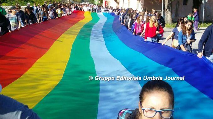Catena Umana della pace e della fraternità da Perugia ad Assisi, conferenza