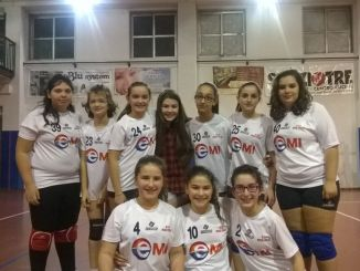 Volley, Assisi interrompe il digiuno in under 13