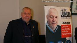 Elezioni Assisi, l'impegno di Lunghi per dare valore ai giovani
