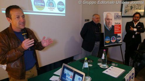 Antonio Lunghi presenta i suoi candidati (4)
