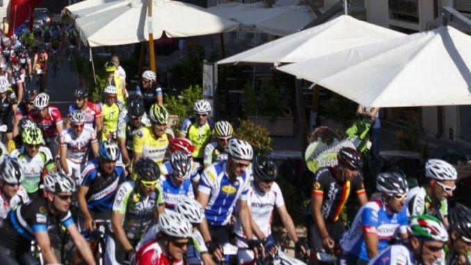Granfondo di ciclismo di Assisi è tutto pronto