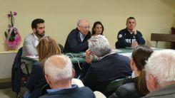 Giorgio Bartolini ha incontrato i cittadini di Torchiagina