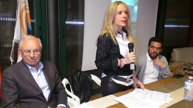 Elezioni Assisi, Giorgio Bartolini ha incontrato i cittadini di Petrignano