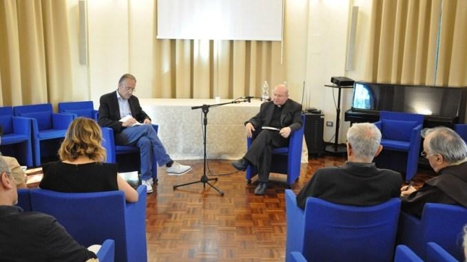 Presentato il libro del Sinodo di Monsignor Sorrentino