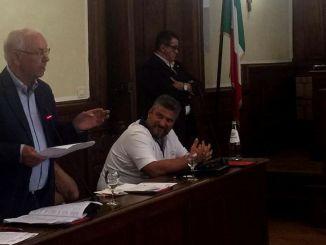 Stefania Proietti, delega politiche ambiente, Centrodestra, c'è conflitto