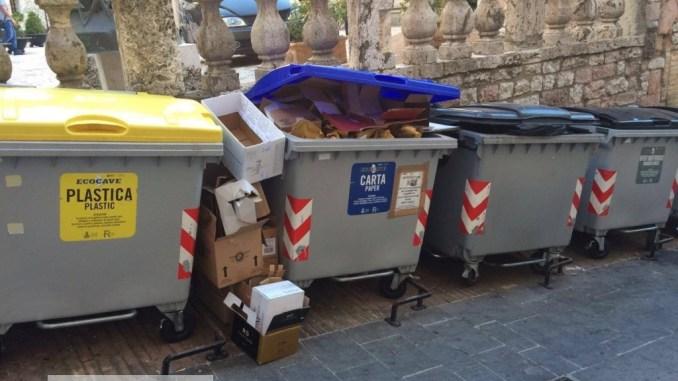 Sindaco Assisi, Proietti, convoca Ecocave, nuovi servizi a costo zero