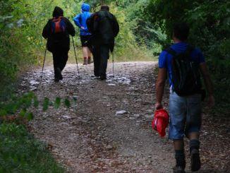 """Presentato il pellegrinaggio """"Il Sentiero di Francesco"""" 2016 da Assisi a Gubbio"""