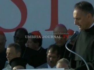 Padre Gambetti, Sete di Pace Assisi, semplicemente grazie