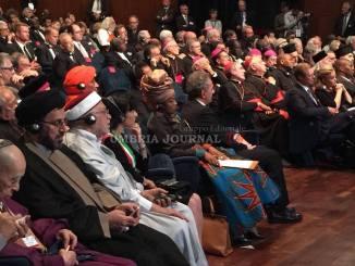 """Sete di pace Assisi, sindaco Proietti: """"Incontro di oggi fortemente stimolante"""""""