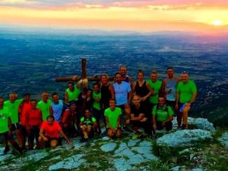 Assisi Runners in Toscana per la Ecomaratona del Chianti